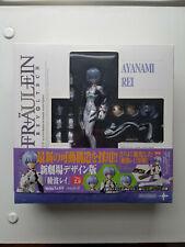 Fraulein Revoltech Ayanami Rei Ver.2.0 KAIYODO  action figure