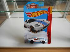 Hotwheels Ford Shelby GR-1 Concept in White on Blister