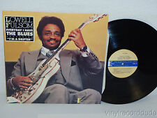 LOWELL FULSOM Everyday I Have The Blues NM! LP Kent KLP-2009 (1984) Im A Drifter