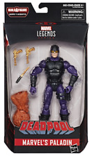 MARVEL LEGENDS DEADPOOL SERIES PALADIN ACTION FIGURE BAF SASQUATCH