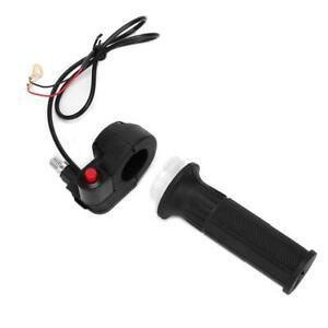 Handle Bar Throttle Grip Cable Handlebar for 47cc 49cc Mini Motor Dirt Pit Bike