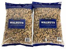 2 Pack Kirkland Signature Walnuts US #1 Quality (Two 48 OZ Packs) 6LB