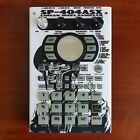 Kit: steel faceplate  vinyl skin MF DOOM style for Roland SP-404A or SX