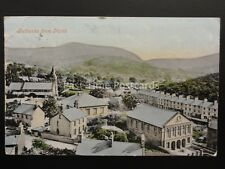 North Wales BETHESDA from North c1906 by Valentine