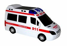 Spielzeugauto Krankenwagen Ambulanz Car Auto Spielzeug Kinderspielzeug LED Musik