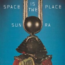 Sun Ra Space Is The Place Coloured Vinyl LP +g/f NEW sealed
