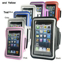 Cell Phone, Smartphone 5 Sport Armband Case Select A Color, Soft flexible NEW!!