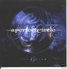 a perfect circle - the hollow euro promo cd  new  tool plucifer