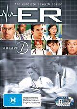 E R : Season 7 (DVD, 2006, 6-Disc Set)