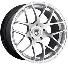 """22"""" Avant Garde Ruger Wheels For Porsche Cayenne Q7 VW Touareg Rims Set & Caps"""