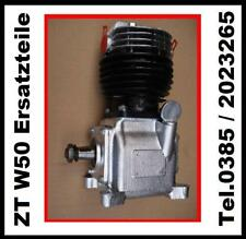 ZT Fortschritt W50 Traktor Schlepper Kompressor Verdichter / T-174 Kran / Bagger
