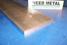 """6061 T651 Aluminum Flat Bar 3/4"""" x 8"""" x 48""""-Long"""