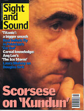 MARTIN SCORSESE / ANG LEE	Sight & Sound	 	 	February	1998