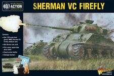 Bolt Action WWII Wargame Allies Sherman VC Firefly Miniatures