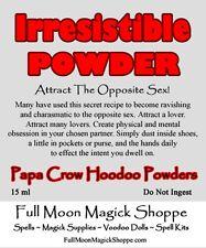 Irresistible Hoodoo Sex Powder Attract Opposite Sex Love Romance Sexual Partner