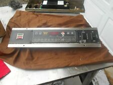 Giles Chesterfried Cf400 Commercial Fryer Control Panel