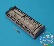 Aires 1/48 Vought F-8 Crusader Engine Duct Bay (Raised Wing) for Hasegawa kit