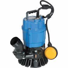 Bombas de transferencia de basura y agua