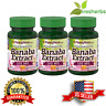 BANABA EXTRACT 100mg Control Blood Sugar HEALTHY METABOLISM SUPPLEMENT 270 CAPS