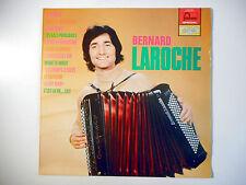 33 TOURS LP ▒ BERNARD LAROCHE : L'HOTESSE DE L'AIR