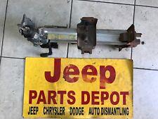 2003 - 2006 JEEP WRANGLER TJ STEERING COLUMN AUTOMATIC TILT OEM 55314995AC