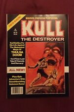 1979 MARVEL PREVIEW MAGAZINE #19 FEATURING KULL THE DESTROYER