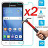 2X Premium HD Tempered Glass Film Screen Protector For Samsung Galaxy J1 2 3 5 7