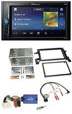 Pioneer 2DIN MP3 USB Lenkrad Autoradio für Suzuki Grand Vitara 2005-2011