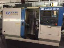 Used Kia Cnc Lathe Kit30A