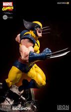 Iron Studios Marvel Comics X-Men Wolverine Legacy Replica 1/4 Scale Statue MISB