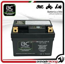 BC Battery moto batería litio para HM Moto CRM 490X IE 2007>2008