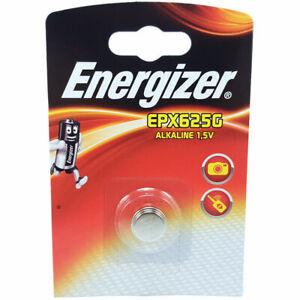Genuine Energizer EPX625G 625A V625U LR9 PX625A L1560 Alkaline Battery 1.5v