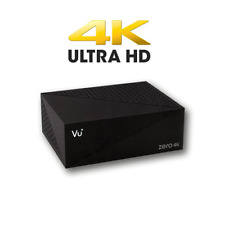 Satellitare VU + ZERO 4K ENIGMA 2 NC + cyfrowy WARSAW 1 miesiac gratuito canal +