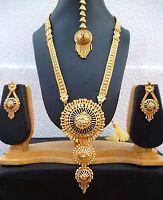 Original Bridal Jewelry Thai Traditional Wedding Dress Chut Nakorn Gold Ancient As015 Engagement & Wedding Bridal & Wedding Party Jewelry