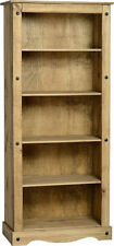 Solid Wood Home Office/Study 4 Bookcases, Shelving & Storage