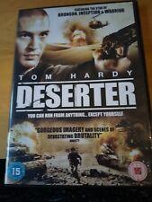 DESERTER dvd TOM HARDY