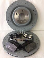 Genuine Mercedes-Benz W166 ML GLE AMG Sport REAR Discs & Pads Kit NEW