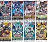 Yugioh Booster Packs - Eternity Code, Chaos Impact, The Infinity Chasers