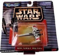 Star Wars Micro Machines Die-Cast X-Wing Starfighter