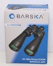 Barska Fernglas Gladiator 20-100x70 Zoom Binoculars mit Tasche