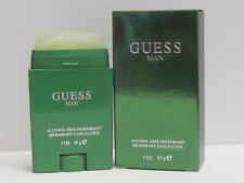 Guess Man by Guess Men Alcohol Free Deodorant Stick 3 oz New In Box
