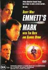 Emmett's Mark (DVD) THRILLER Scott Wolf Tim Roth [Region 4] NEW/unSEALED