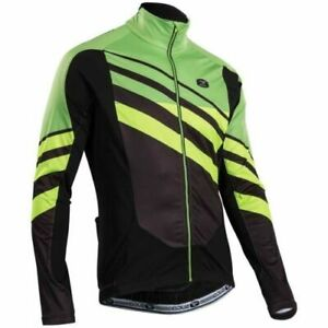 CYCLING JERSEY SUGOI RS ZERO LS  PRO FIT THERMAL RUNNING TOP SMALL RRP £89.99