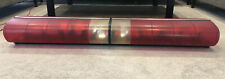 Vintage Federal Signal AeroDynic 25CF Lightbar with center CrossFire TCL