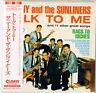 SUNNY AND THE SUNLINERS-TALK TO ME-JAPAN MINI LP CD BONUS TRACK C94