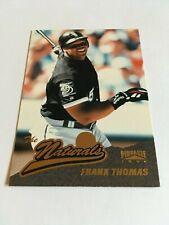 1996 Pinnacle Frank Thomas The Naturals Insert Chicago White Sox Baseball SP