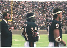 Chicago Bears Walter Payton Mike Ditka Jim McMahon Chicago Bear Greats AWESOME