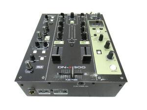 Denon DN-X600 2-Channel DJ Mixer w/ MIDI Interface Inc Warranty