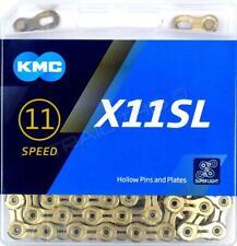 KMC X11SL 11 Speed 116L Bike Chain - Gold