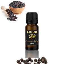 Mood Essentials Natural Pure 10ml Essential Oils Aromatherapy Fragrance Black Pepper